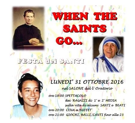 Festa dei Santi