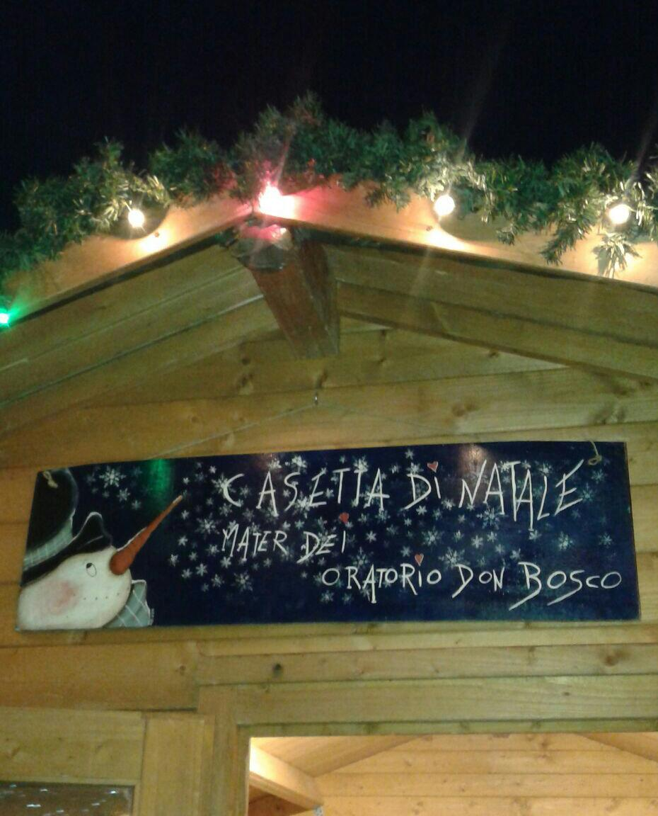 Casetta del Natale