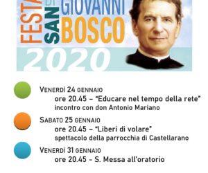 Festa di S. Giovanni Bosco