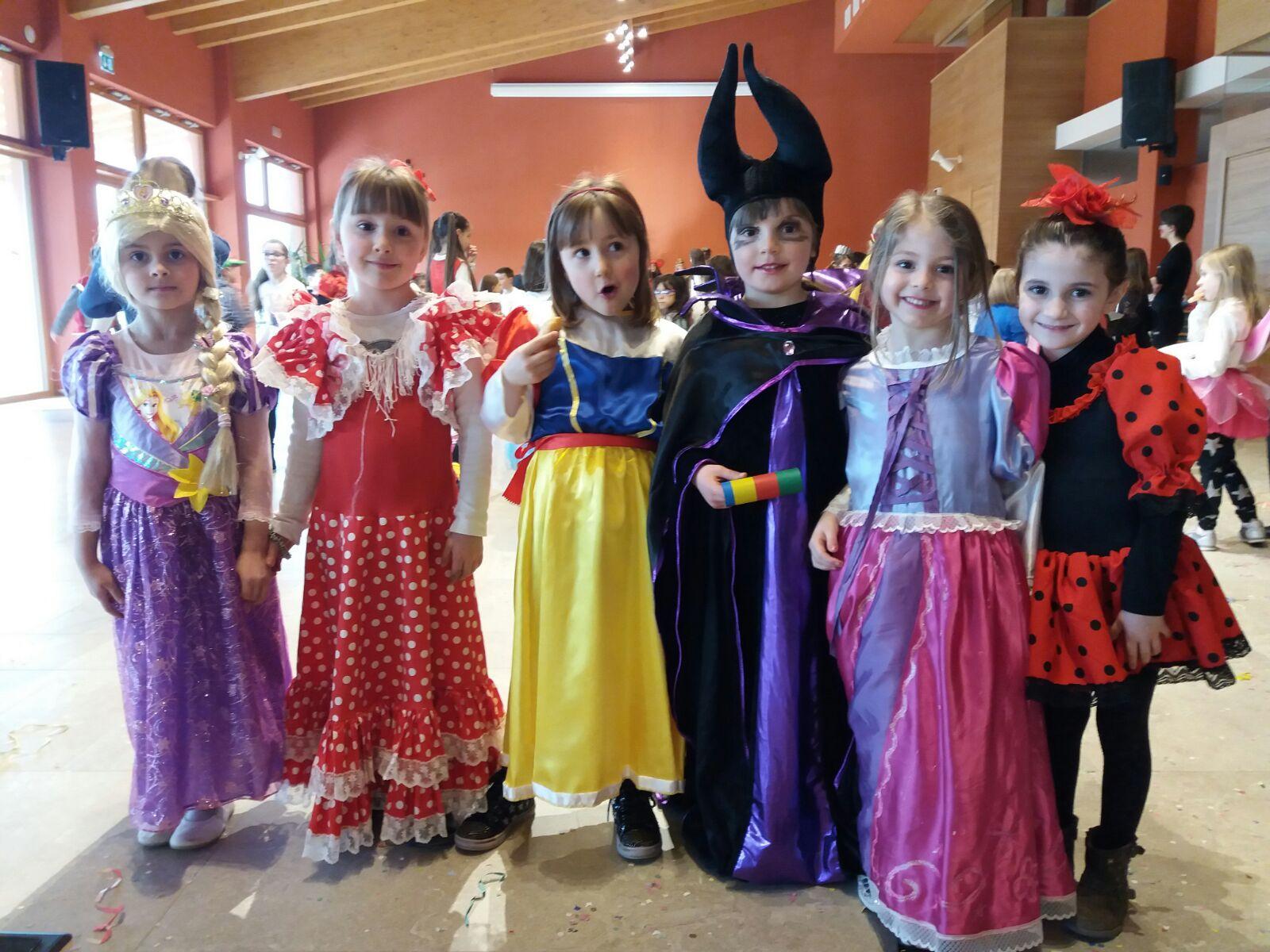 Carnevale al Centro
