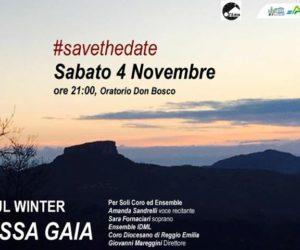 Missa Gaia – 4 novembre 2017