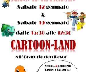 CRES: il ritorno. Cartoonland