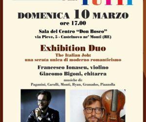 Exhibition duo