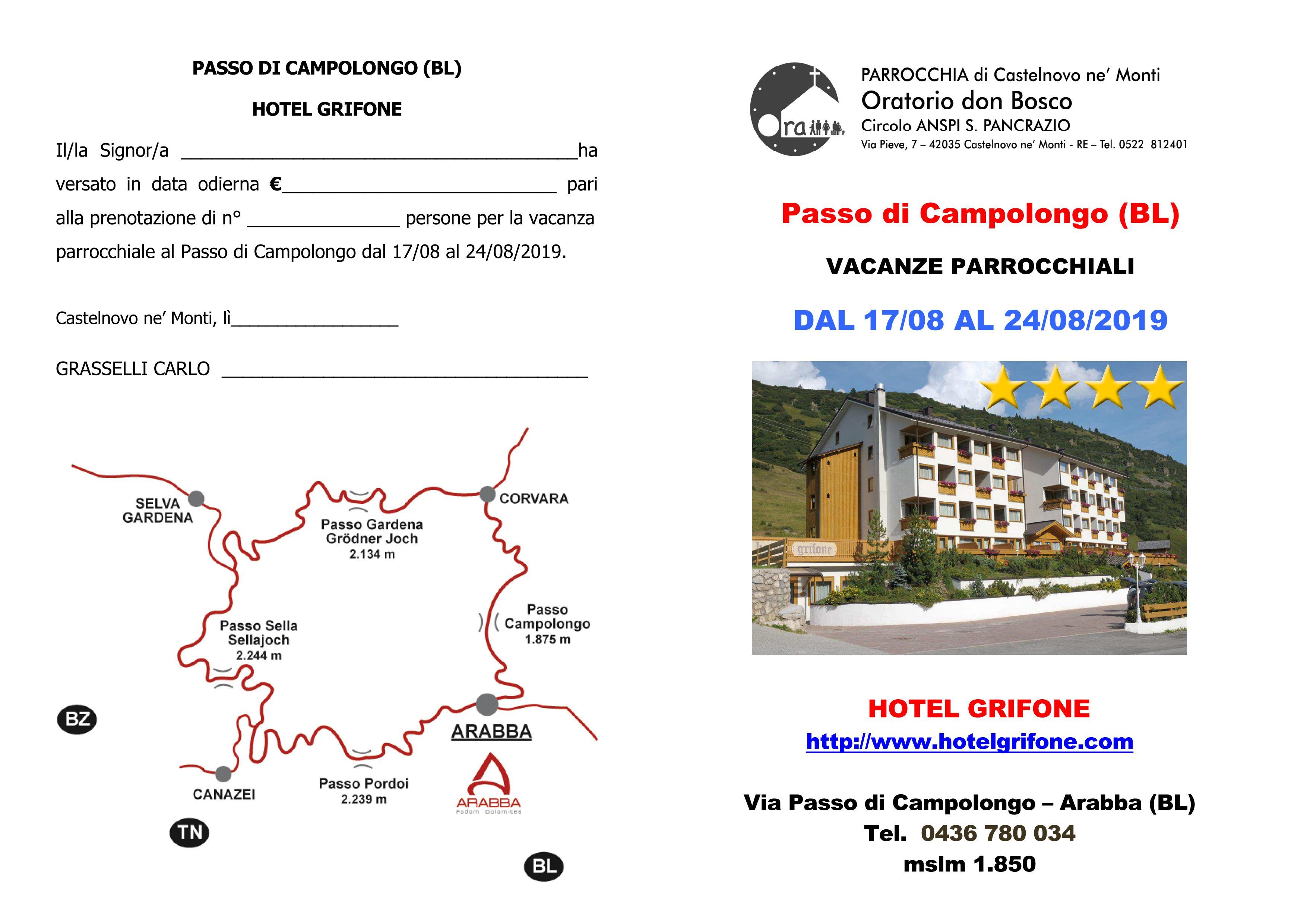brochure campolongo