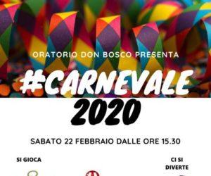 Festa di Carnevale e… gara di torte!